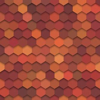 Бесшовные векторные шаблон битник с гранж старой текстуры