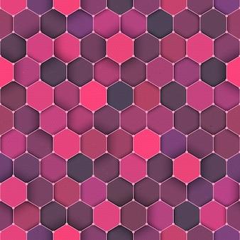 科学技術のベクトルのシームレスパターン