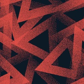 点描のシームレスパターン