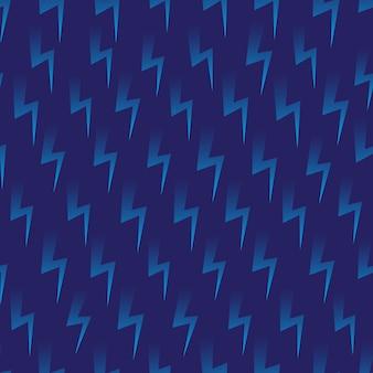 フラッシュ形状のシームレスパターン