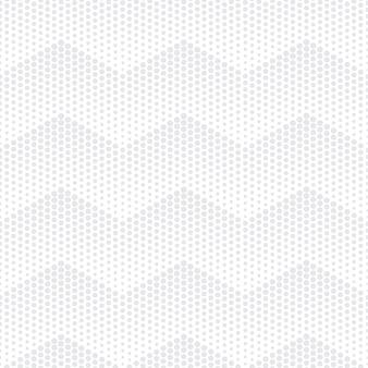 ハーフトーンのシームレスパターン
