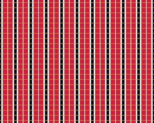 ロンドンの赤いシームレスパターン