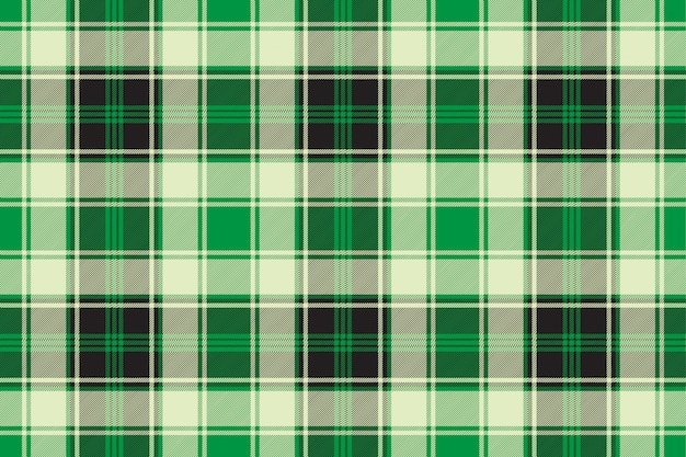 緑の斜め格子縞のシームレスパターン