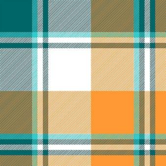 Оранжевая диагональная текстура ткани бесшовный фон