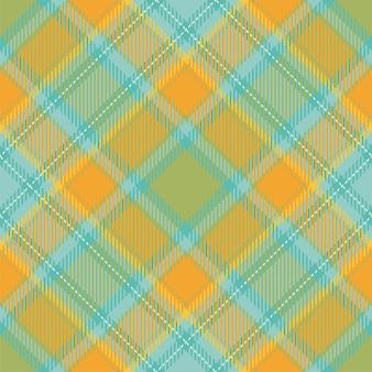 Ткань шотландия бесшовные плед узор фона, винтажные чек цвет квадрат геометрические текстуры,