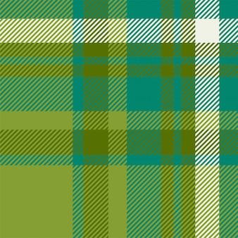 タータンスコットランドのシームレスな格子縞のパターン。レトロな背景の生地。ビンテージチェック色の正方形の幾何学的なテクスチャー。