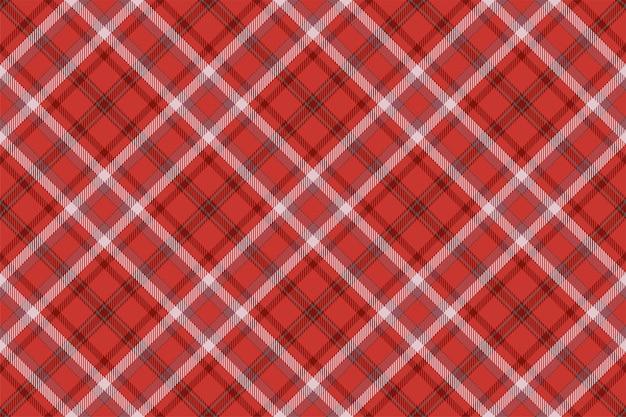 Тартан шотландия бесшовные плед шаблон вектор.