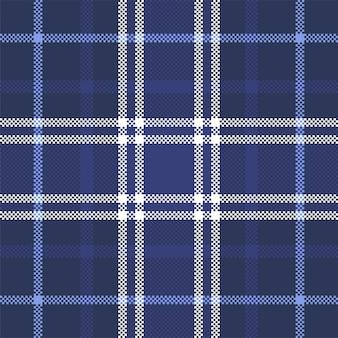 Современный бесшовные плед. квадратная текстура ткани. тартан шотландский текстиль. красота цвета медресе орнамент.