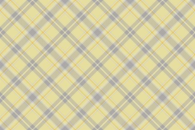 タータンスコットランド繊維のシームレスパターン