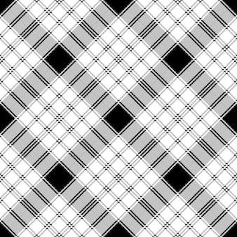 Пиксель монохромный плед бесшовные модели