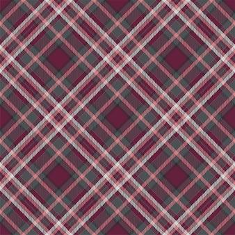 Тартан шотландия бесшовные плед. ретро фон ткани. винтаж проверить цвет квадрат геометрические текстуры.