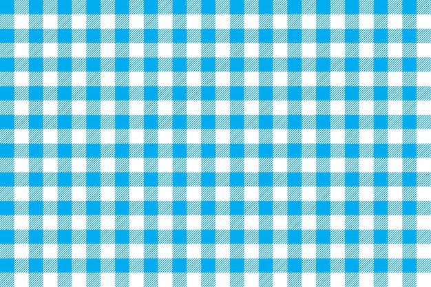 テーブルクロス背景青シームレスパターン