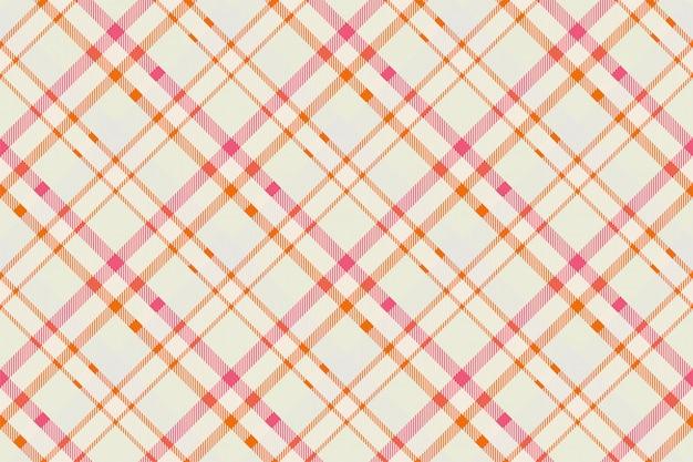 タータンスコットランドのシームレスな格子縞パターンの背景。レトロなパターンのファブリック。ビンテージチェック色の正方形の幾何学的なテクスチャー。