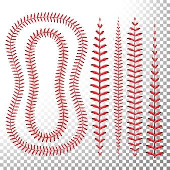 Набор бейсбольных швов