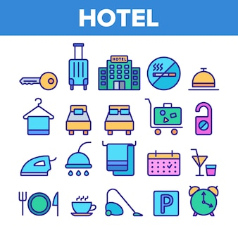 ホテルの宿泊設備