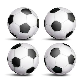 現実的なサッカーボール