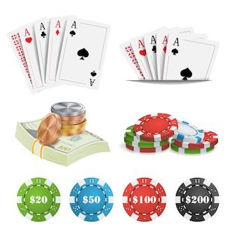 カジノのデザイン要素