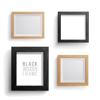 Реалистичная рамка для фотографий
