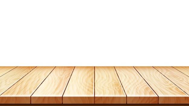 木製のスタンドまたはアパートの寄木細工の床