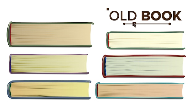 Старая книга