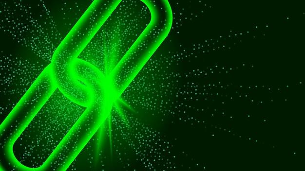 Блокчейн вектор. инновационный двоичный код. информация о большом потоке данных. майнинг фоновой иллюстрации