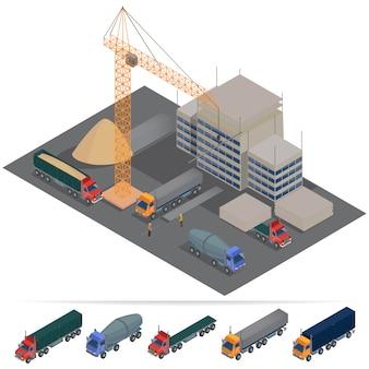 ビル建設業