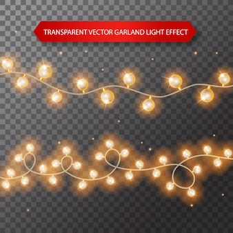 透明な背景に分離された電球