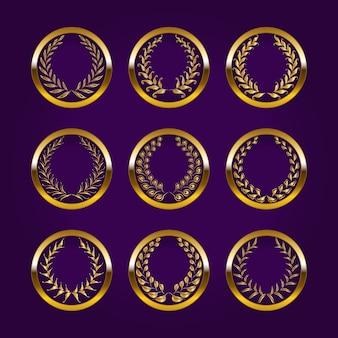月桂冠と高級ゴールドラベル