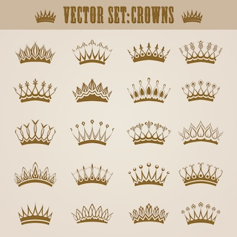 ビクトリア朝の王冠