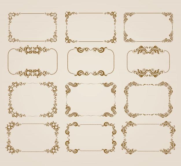 Декоративная рамка