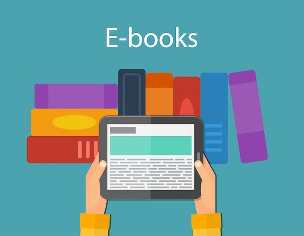 オンライン読書と電子書籍