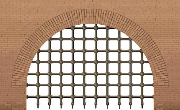 城への古代の門入り口
