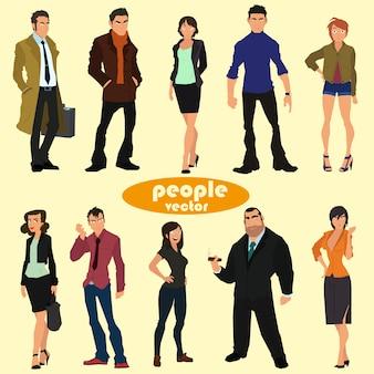 Вы можете легко использовать эти невероятные фотографии разных людей с броскими лицами в разных позах для иконок и аватаров,