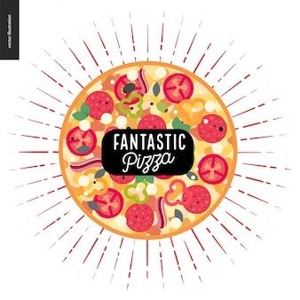 ファンタスティックピザ
