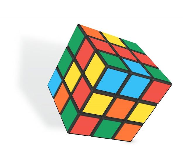 リアルなルービックキューブ