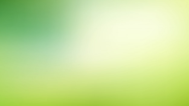 抽象的なグリーンぼやけグラデーションメッシュの背景