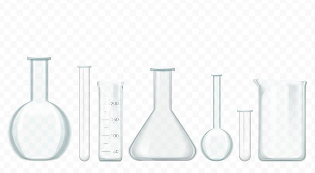 実験用ガラス器具