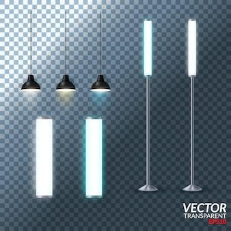 装飾的なレトロデザインエジソン電球セット