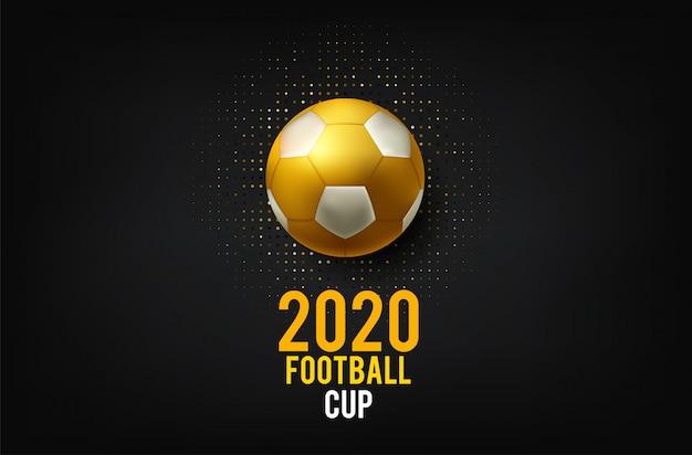 サッカー世界選手権カップ背景サッカー