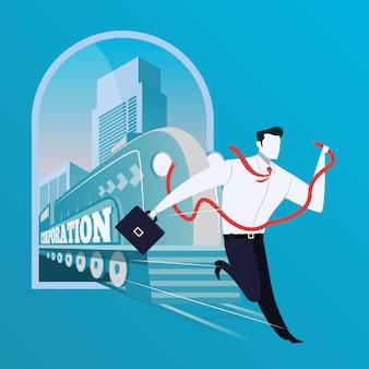 Иллюстрация бизнес-рисков