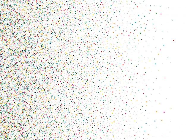虹効果雨イラスト。白の抽象的な雨パターン