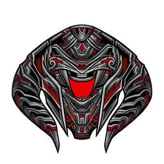 戦士ロボットレッドマスク