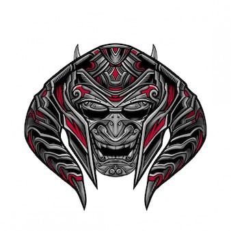 怒りの戦士マスクベクトル