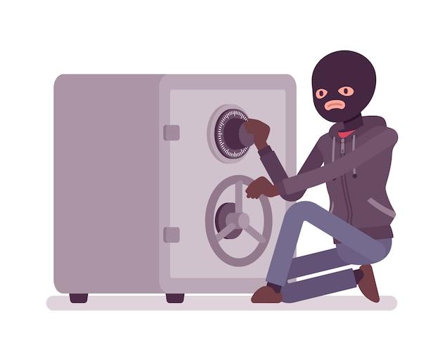Взломщик сейфа