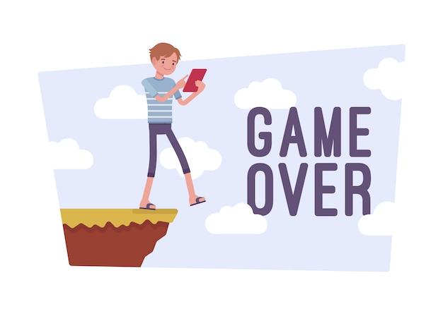 ゲームオーバーポスター