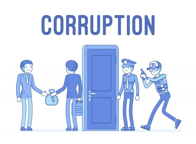 Чиновники арестованы по делу о коррупции