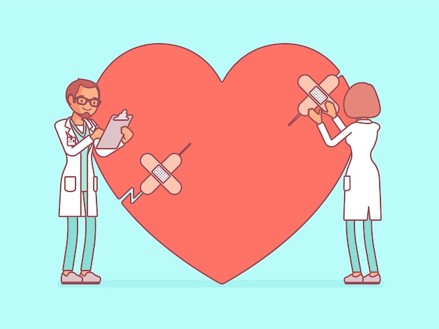 Лечение сердца врачами