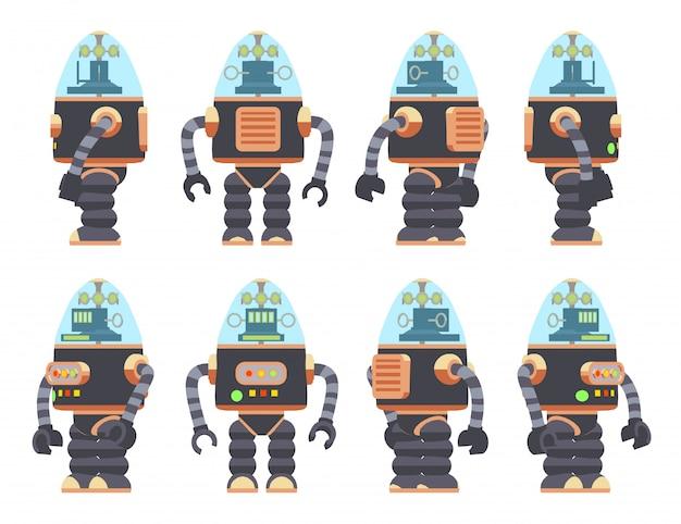 レトロロボット