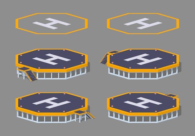 Низкополигональная гели