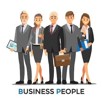Бизнес-консалтинг. бизнес-концепция концепции мультфильм иллюстрации